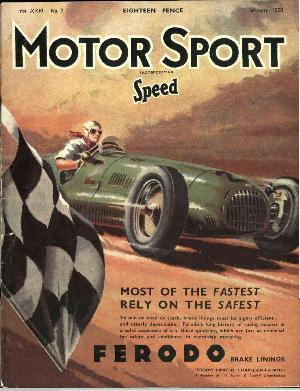 Cover image for February 1950