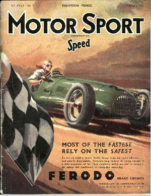 Cover image for February 1951
