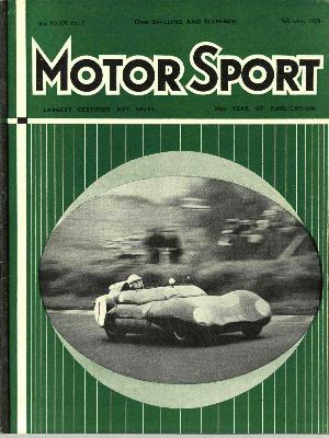 Cover image for February 1958