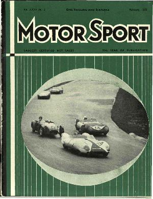 Cover of archive issue February 1959