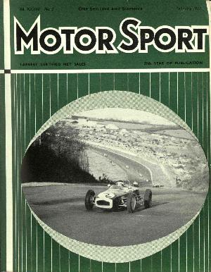 Cover image for February 1961