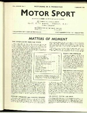 Page 13 of February 1961 archive issue thumbnail