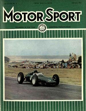 Cover of archive issue February 1963