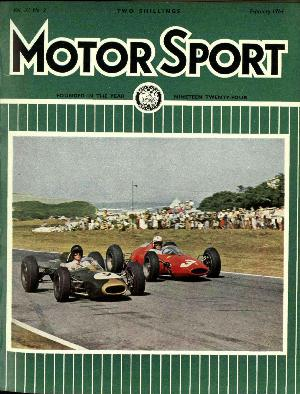 Cover image for February 1964