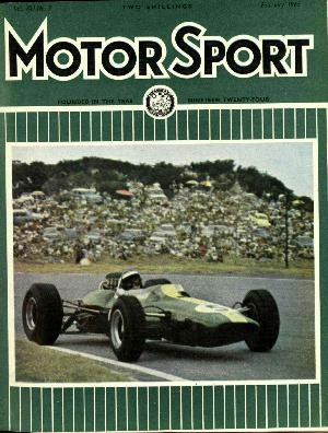 Cover of archive issue February 1965