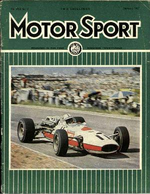 Cover image for February 1967