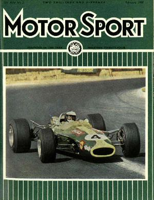 Cover image for February 1968