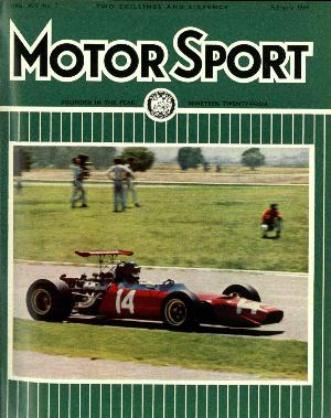 Cover of archive issue February 1969