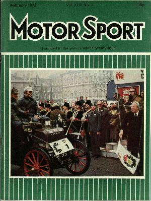 Cover image for February 1973