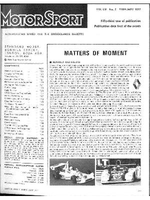 Page 23 of February 1977 archive issue thumbnail