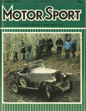 Cover image for February 1978