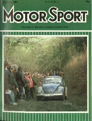 Cover of archive issue February 1981