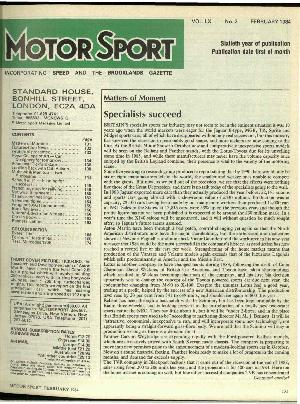 Page 21 of February 1984 archive issue thumbnail