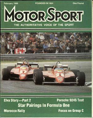 Cover of archive issue February 1986
