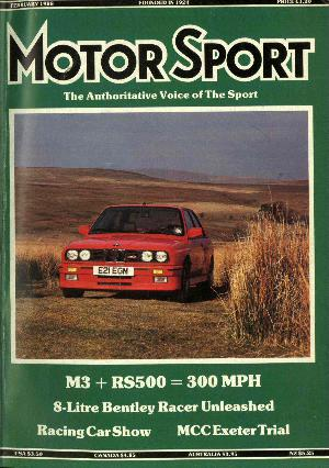 Cover image for February 1988