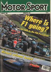 Archive issue February 1995 page 1 article thumbnail
