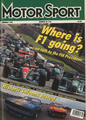 Cover of archive issue February 1995