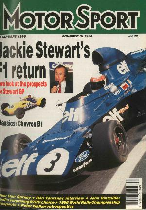 Cover image for February 1996
