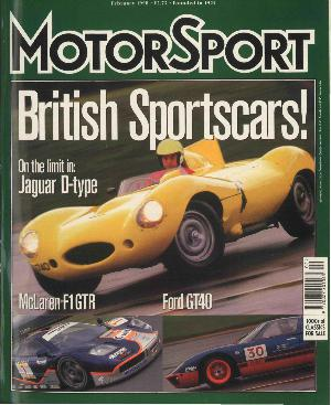 Cover image for February 1998