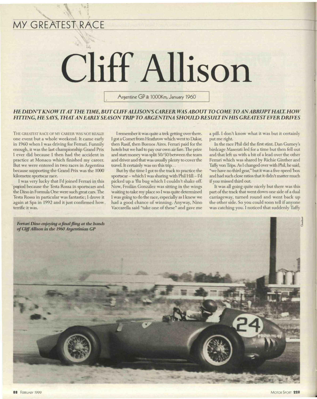 cliff allison image