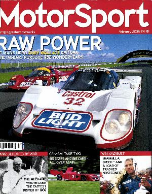 Cover image for February 2006
