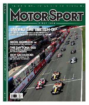 Cover of archive issue February 2008