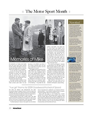 Page 30 of February 2009 archive issue thumbnail