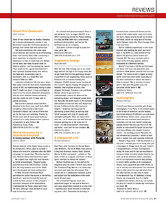 Page 21 of February 2014 archive issue thumbnail
