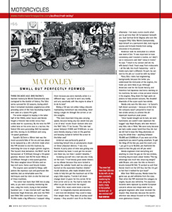 Page 26 of February 2014 archive issue thumbnail