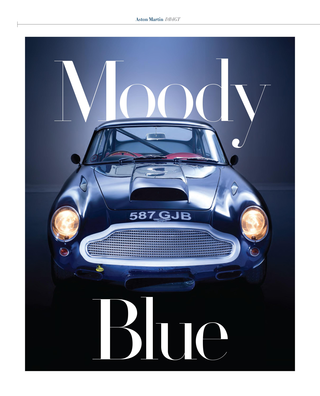 Moody Blue image