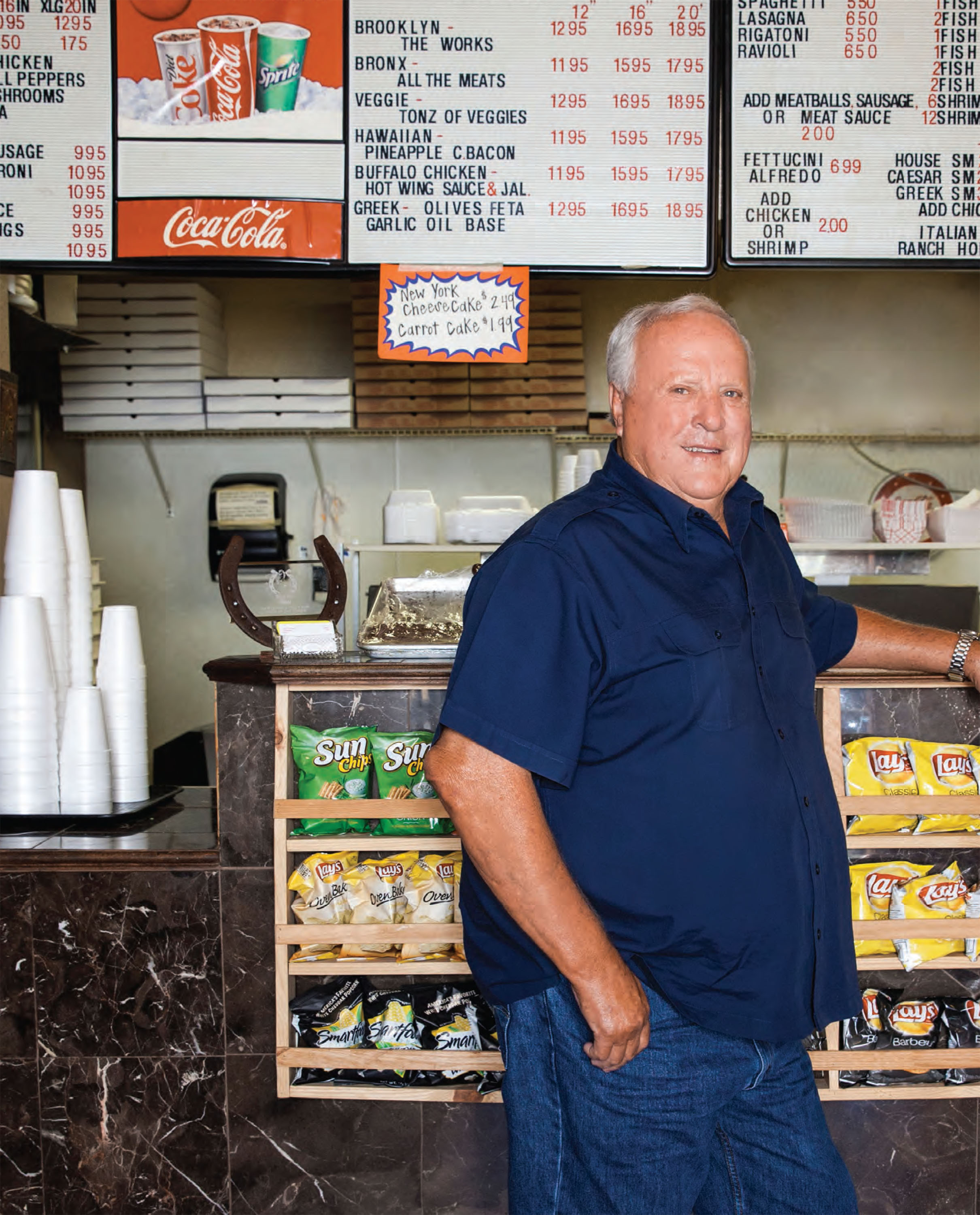 Lunch with... AJ Foyt image