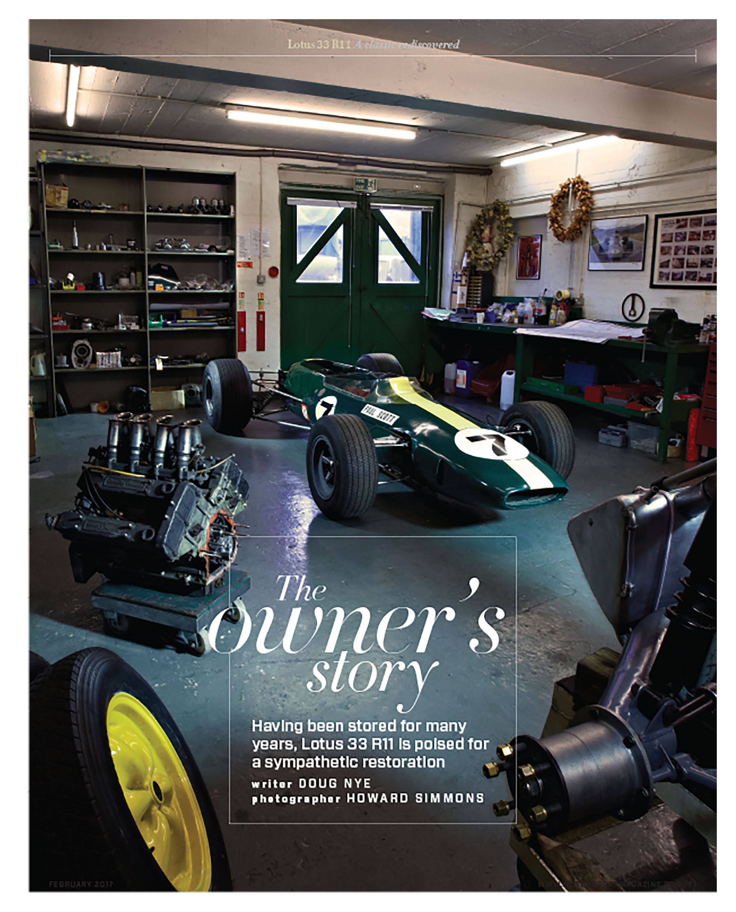 The owner's story | Motor Sport Magazine Archive