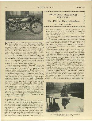 Page 22 of January 1927 archive issue thumbnail