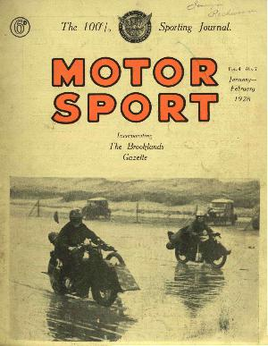 Cover image for January 1928