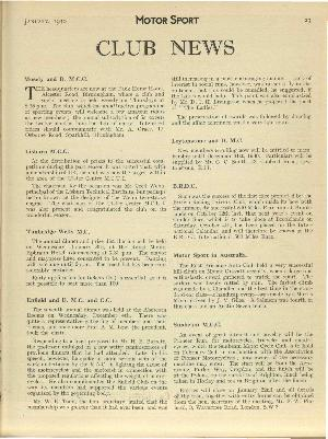 Page 23 of January 1930 archive issue thumbnail
