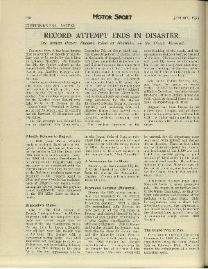 Page 16 of January 1933 archive issue thumbnail