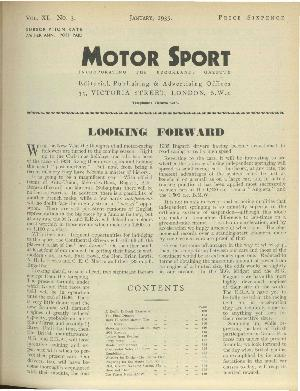 Page 5 of January 1935 archive issue thumbnail