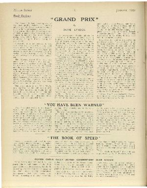 Page 40 of January 1936 archive issue thumbnail