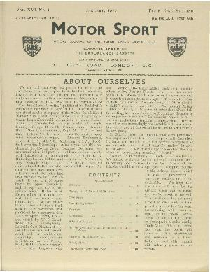 Page 3 of January 1940 archive issue thumbnail