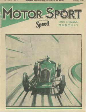Cover image for January 1941