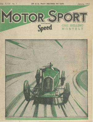Cover of archive issue January 1942