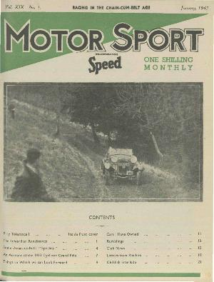 Cover image for January 1943