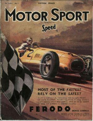 Cover of archive issue January 1950