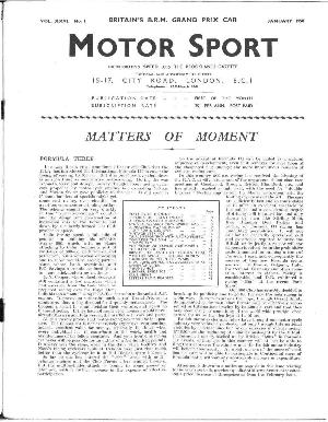 Page 3 of January 1950 archive issue thumbnail