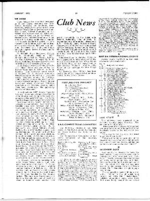 Page 21 of January 1952 archive issue thumbnail