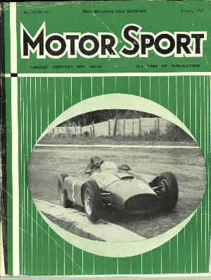 Cover image for January 1957
