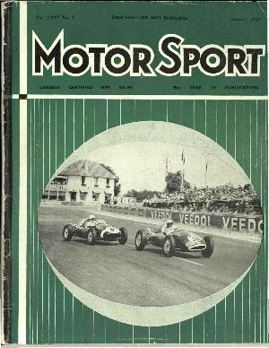 Cover of archive issue January 1959