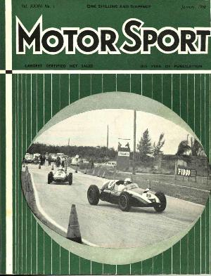Cover image for January 1960