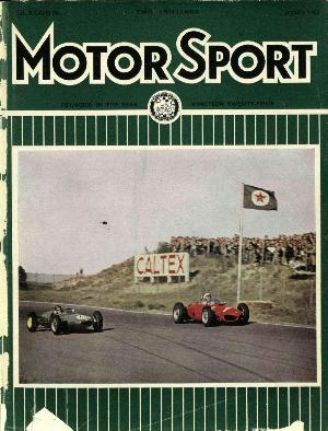 Cover of archive issue January 1962