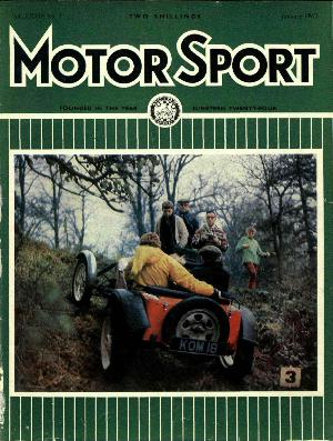 Cover image for January 1963